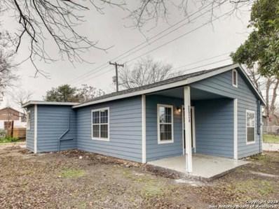 2024 Montezuma St, San Antonio, TX 78207 - #: 1363992