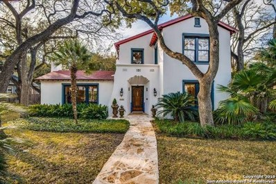320 Castano Ave, Alamo Heights, TX 78209 - #: 1365850