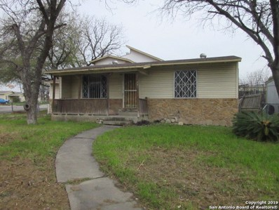 235 Marquette Dr, San Antonio, TX 78228 - #: 1366571