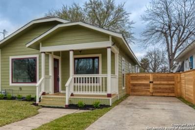 1125 Essex St, San Antonio, TX 78210 - #: 1366834