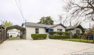 2234 Fresno, San Antonio, TX 78201 - #: 1367848