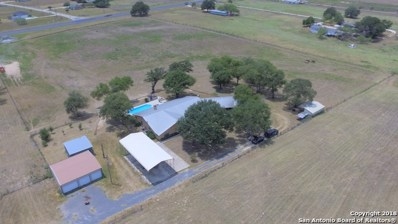 9638 Highway 87 West, La Vernia, TX 78121 - #: 1370789