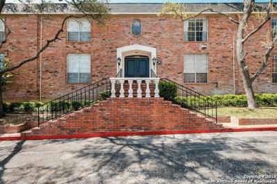 7500 Callaghan Rd UNIT 240, San Antonio, TX 78229 - #: 1372393