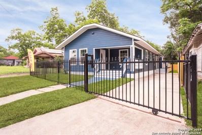 1022 S New Braunfels Ave, San Antonio, TX 78210 - #: 1372637