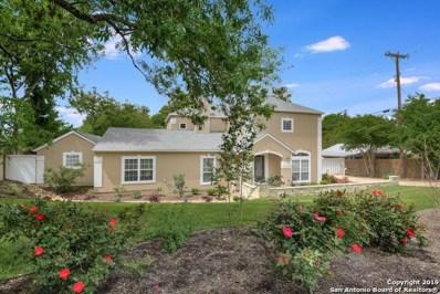 300 Honeysuckle Ln, San Antonio, TX 78213 - #: 1377820