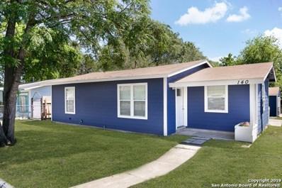 140 Baird St, San Antonio, TX 78228 - #: 1378007