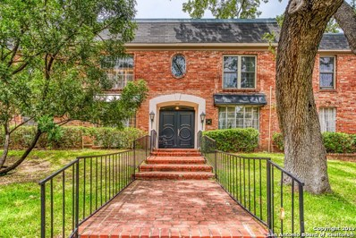 7500 Callaghan Rd UNIT 159, San Antonio, TX 78229 - #: 1378937