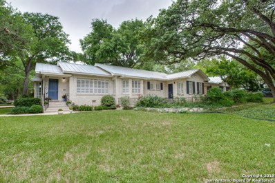 201 Castano Ave, Alamo Heights, TX 78209 - #: 1381365