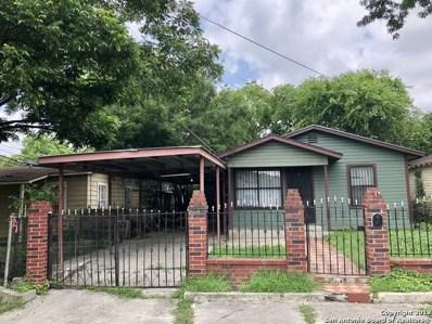 321 Huntington, San Antonio, TX 78207 - #: 1384193