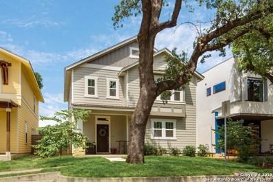 631 Leigh Street, San Antonio, TX 78210 - #: 1384280
