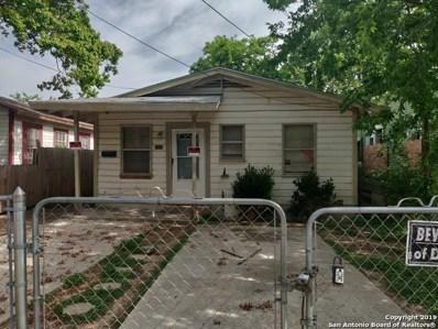 1225 Rivas St, San Antonio, TX 78207 - #: 1386752