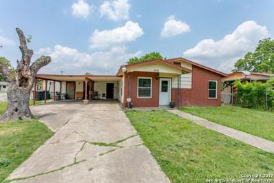 7531 Buckboard Ln, San Antonio, TX 78227 - #: 1388253