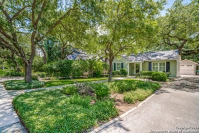 422 Evans Ave, San Antonio, TX 78209 - #: 1389492