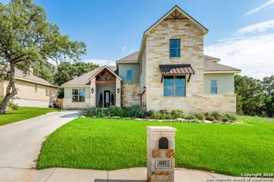 617 Hannahs Run, New Braunfels, TX 78130 - #: 1390998