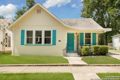 507 Center St, San Antonio, TX 78202 - #: 1391020