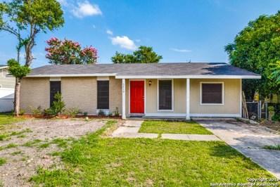3210 Fort Parker Dr, San Antonio, TX 78211 - #: 1392889