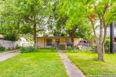 927 Cantrell Dr, San Antonio, TX 78221 - #: 1394003