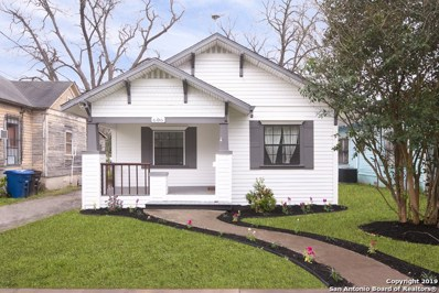 606 Delmar St, San Antonio, TX 78210 - #: 1394378