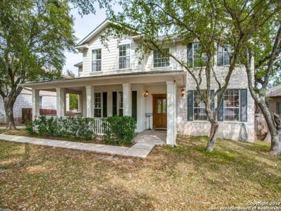 3602 Blackstone Run, San Antonio, TX 78259 - #: 1394925