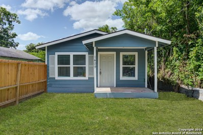 1409 Chalmers Ave, San Antonio, TX 78211 - #: 1396353