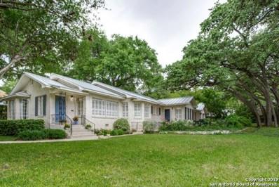 201 Castano Ave, Alamo Heights, TX 78209 - #: 1397145