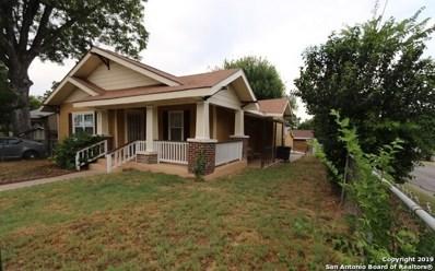1501 W Olmos Dr, San Antonio, TX 78201 - #: 1399289