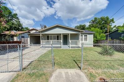 606 S San Ignacio Ave, San Antonio, TX 78237 - #: 1399685