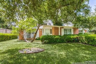 7623 Woodridge Dr, San Antonio, TX 78209 - #: 1406342
