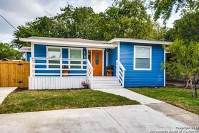 4751 Lark Ave, San Antonio, TX 78228 - #: 1408577