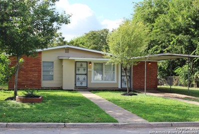 4342 Seabrook Dr, San Antonio, TX 78219 - #: 1414416