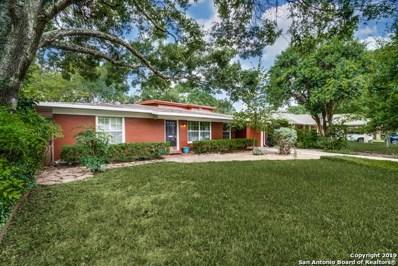 326 Larkwood Dr, San Antonio, TX 78209 - #: 1414478