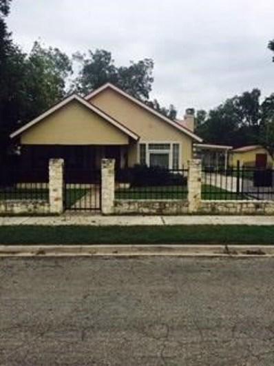 213 Minter Street, Uvalde, TX 78801 - #: 105607