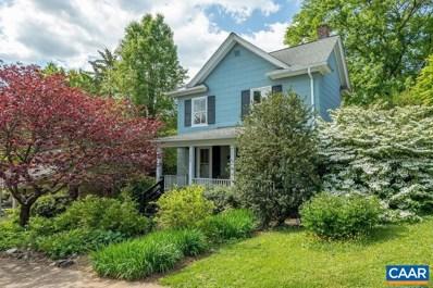 1408 Hazel St, Charlottesville, VA 22902 - MLS#: 617098