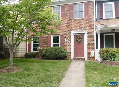 1498 Minor Ridge Ct, Charlottesville, VA 22901 - MLS#: 617288