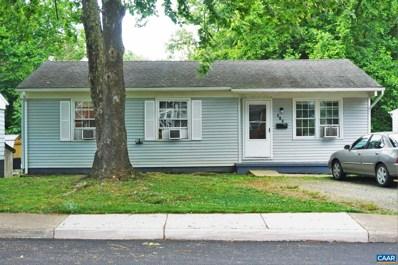 510 Rougemont Ave, Charlottesville, VA 22902 - MLS#: 618444