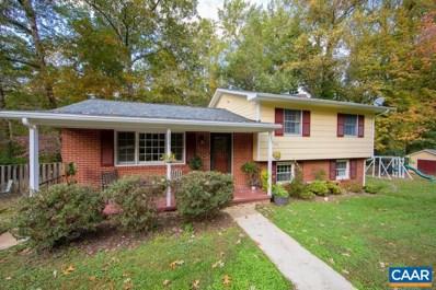 810 Norwood Ln, Earlysville, VA 22936 - MLS#: 621261