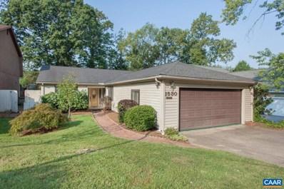 1530 Lake Forest Dr, Charlottesville, VA 22901 - MLS#: 621672