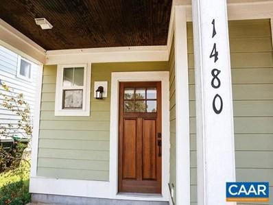 1480 Avon St, Charlottesville, VA 22902 - MLS#: 622169