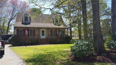 19223 Maurer Lane, North Chesterfield, VA 23834 - MLS#: 1716893