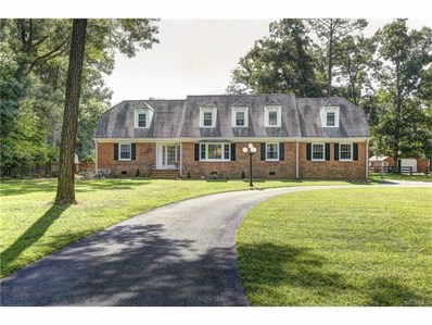 4609 Courthouse Road, Prince George, VA 23875 - MLS#: 1732494