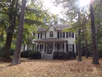 6005 Middlefield Lane, Chesterfield, VA 23832 - MLS#: 1736159