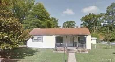 600 Effingham Drive, Richmond, VA 23224 - MLS#: 1737203