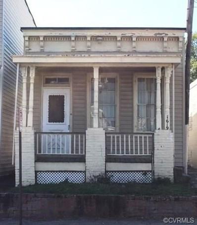 1619 W Cary Street, Richmond, VA 23220 - MLS#: 1737447