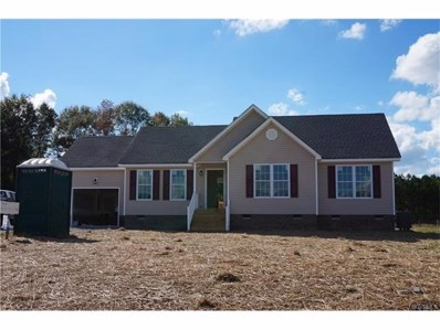 8462 Pine Acres Lane, Carson, VA 23830 - MLS#: 1739175