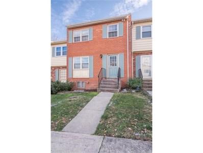 3936 Bridget Court UNIT 3936, North Chesterfield, VA 23234 - MLS#: 1742540