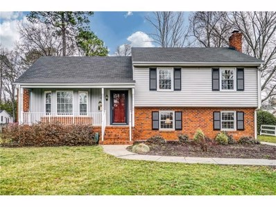 11406 Blendon Lane, Henrico, VA 23238 - MLS#: 1800236