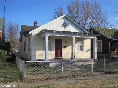 1807 N 23RD Street, Richmond, VA 23223 - MLS#: 1800685
