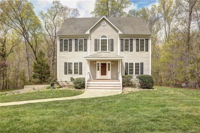 1587 Brooks Edge Court, Powhatan, VA 23139 - MLS#: 1800857