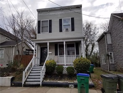 121 E 15TH Street, Richmond, VA 23224 - MLS#: 1800960