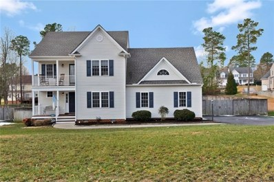 10424 Crooked Branch Terrace, North Chesterfield, VA 23237 - MLS#: 1801071